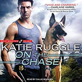 On the Chase audiobook cover art