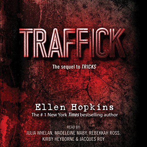 Traffick audiobook cover art