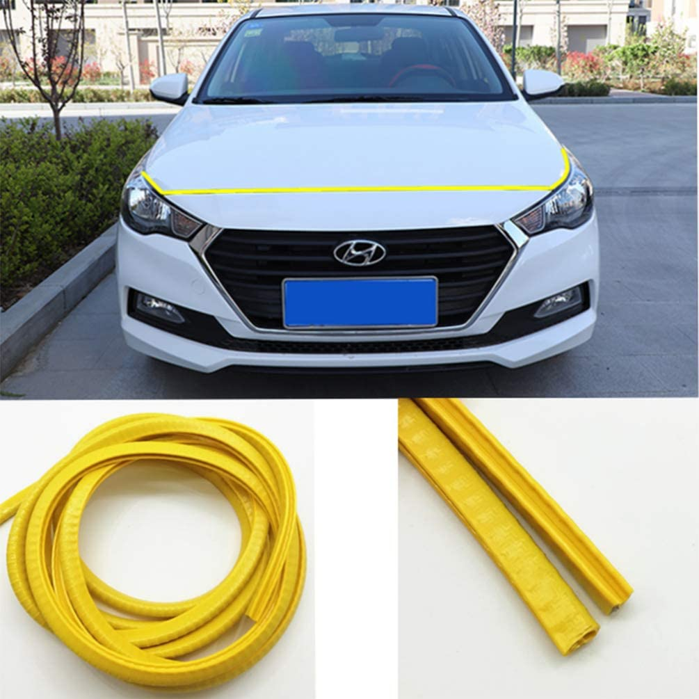 In stock Wakauto 5M Quality inspection Universal Car Door Gua Edge Protector Sealing Scratch