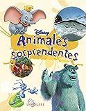 Larousse- Libro disney animales sorprendentes larousse