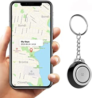 $78 » Auoeer Key Finder, Mini Bluetooth Tracker Devices, Anti-Lost Chip, GPS Remote Controls, Item Finder Smart Tracker, Phone L...