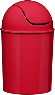 Amazon.com: red trash can