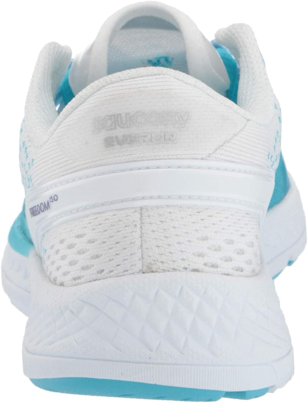 Saucony Unisex-Child Freedom Iso Sneaker