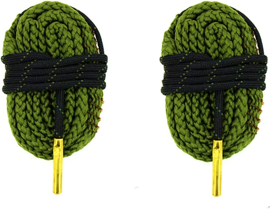 67% OFF of fixed We OFFer at cheap prices price QuanMiao 2-Pack Bore Cleaner .38 Cal 9mm .357 Gun