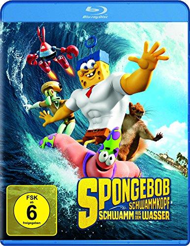 Paramount Pictures Universal Pictures SpongeBob Schwammkopf Bild