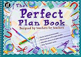 The Perfect Plan Book by Frank Schaffer Publications (1999-05-03)