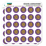 Willy Wonka and The Chocolate Factory Logo Planner Calendar Scrapbooking Crafting Stickers