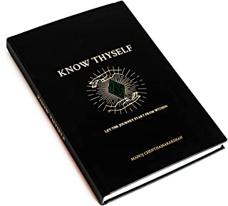 Know Thyself Journal- Powerful Self Reflection Journal with 99 Questions to Unleash the Power Within, attached with notes ...