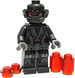 Best ultimate ultron lego minifigure Reviews