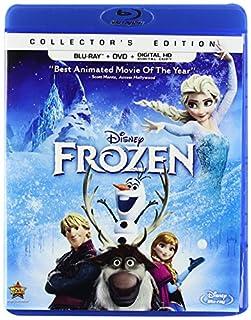 DVD Frozen - Collectors Edition (Blu-ray/DVD /DD) (B00G5G7K7O) | Amazon price tracker / tracking, Amazon price history charts, Amazon price watches, Amazon price drop alerts