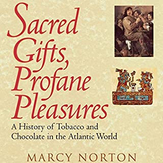 Sacred Gifts, Profane Pleasures audiobook cover art