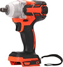 Gecheer Electric Rechargeable Cordless Brushless Impact Wrench Multifunctional Wireless Electric Hand Wrench Home DIY Elec...