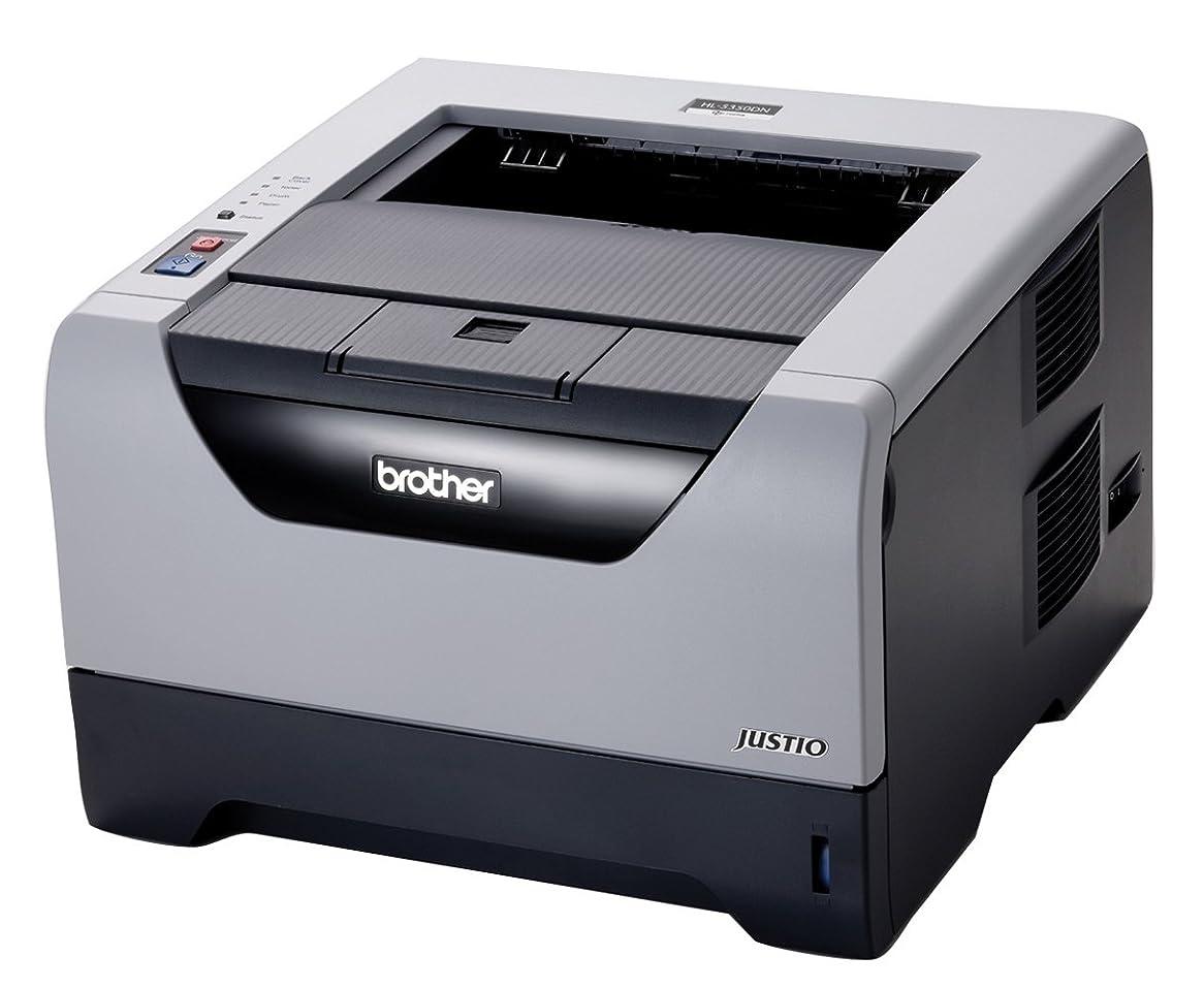 馬力偽造パーティションブラザー工業 A4モノクロレーザープリンター JUSTIO 30PPM/両面印刷/有線LAN HL-5350DN