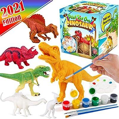FunzBo Kids Crafts and Arts Set Painting Kit - ...
