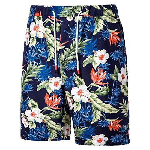 Beikoard Mannen Zomer Shorts 3D Gedrukt Korte Mouw Jumpsuit Een Stuk Romper Outfits Casual Shorts Strand Broek Sweatpants