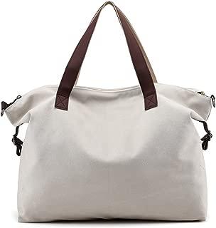 Women Casual Canvas Shoulder Bags Cross-Body Bag Messenger Bag Tote Bags