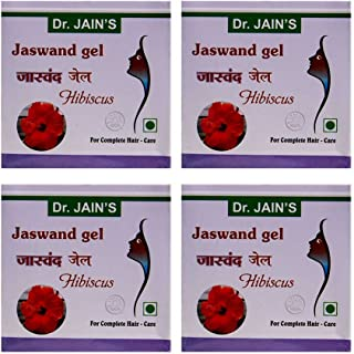 Dr. Jain's Jaswand Gel - 100g (Set of 4)