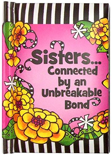 Blue Mountain Arts Petit livre souvenir: Sœurs. reliées par un lien incassable