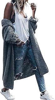 409c684aed Amazon.it: la lana - Grigio / Giacche e cappotti / Donna: Abbigliamento