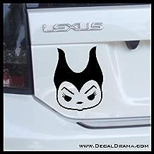 Maleficent Chibi, Sleeping Beauty Villain, Vinyl Car/Laptop Decal