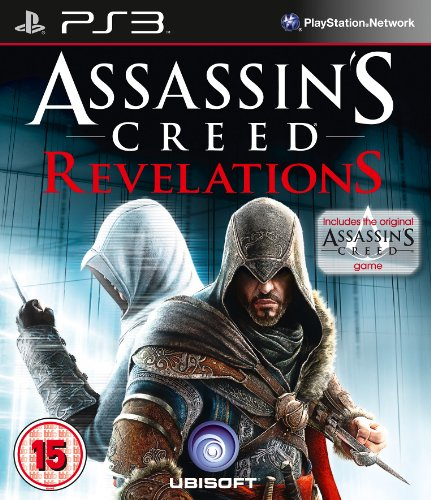 Assassin's Creed Revelations (PS3)[Importación inglesa]