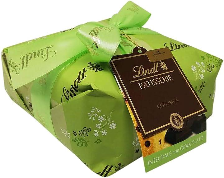 Colomba pasquale lindt integrale con gocce di cioccolato fondente B08562H41F