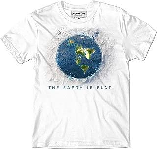 plane flat earth