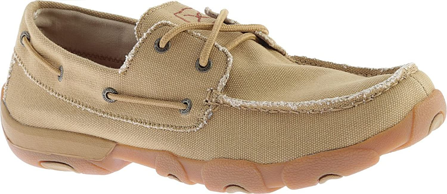 Twisted X Boots Men's MDM0053 Boat shoes