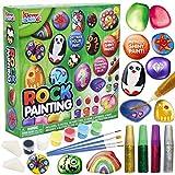 12 Kit de Pintura Rupestre para Niños de 4 a 6 Años.
