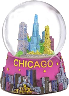 Best snow globes chicago Reviews