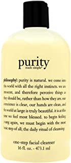 Philosophy Purity Made Simple One Step Facial Cleanser 473.1ml/16oz