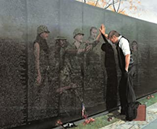 Best reflections vietnam memorial print Reviews