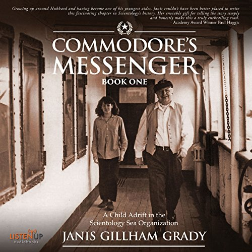 Commodore's Messenger audiobook cover art