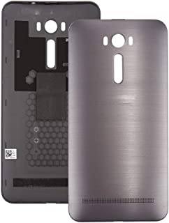 Battery case Jrc Brushed Texture Back Battery Cover for Asus Zenfone 2 Laser / ZE601KL (Grey) Mobile phone accessories (Co...