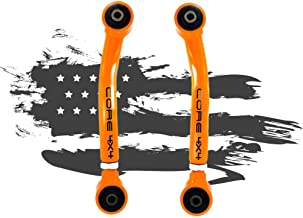 Jeep TJ-LJ-XJ-MJ Front Lower Control Arms TIER ONE, Charcoal LIFETIME REPLACEMENT GUARANTEE