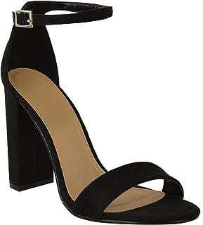 nouveau concept 04abd 52a9b Amazon.fr : chaussure a talon pas cher