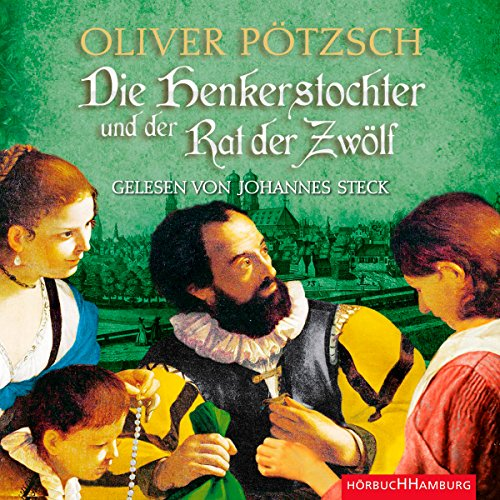Die Henkerstochter und der Rat der Zwölf     Die Henkerstochter-Saga 7              By:                                                                                                                                 Oliver Pötzsch                               Narrated by:                                                                                                                                 Johannes Steck                      Length: 19 hrs and 3 mins     5 ratings     Overall 5.0
