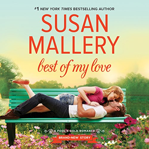 Best of My Love audiobook cover art