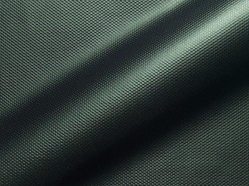 Piel sintética por metros Barcelona 327, color verde, tela de tapicería adecuada para el salón y el área de objetos.