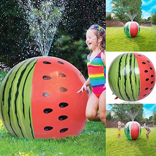 Sivane Diversión de Verano Jardín Spray Ball Playa Niños Juguetes de rociadores inflables Hobbies