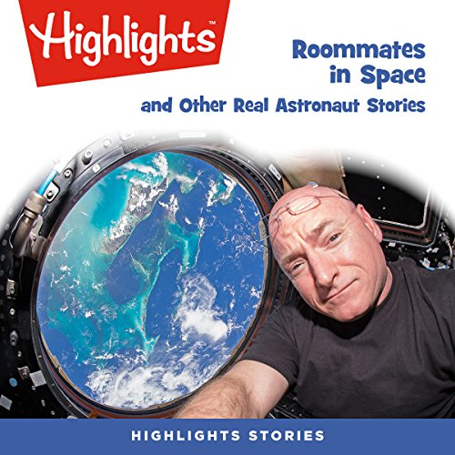 Roommates in Space and Other Real Astronaut Stories copertina