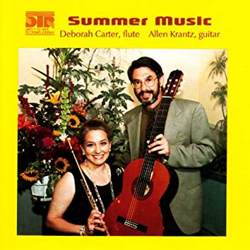 Summer Music - Deborah Carter & Allen Krantz Perform Handel, Carulli, Debussy, et al.