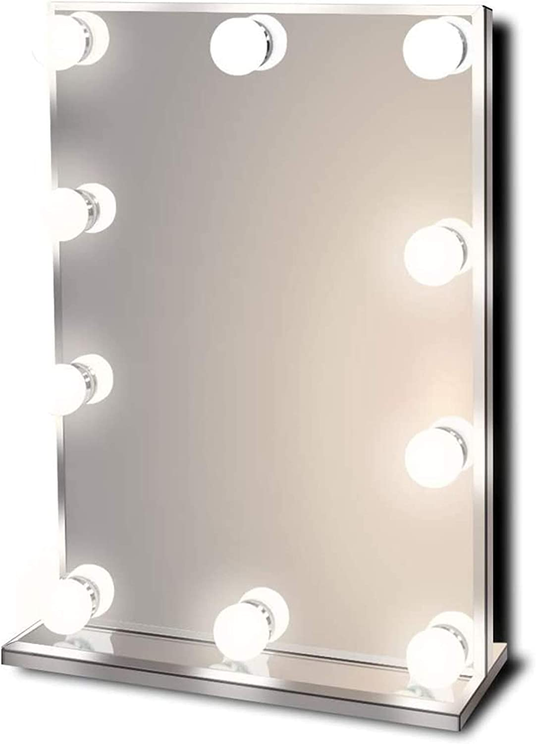 Waneway Hollywood Lighted Vanity Makeup Direct stock discount Max 71% OFF with LED Mirror L Bright
