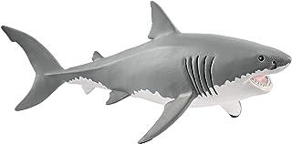 Schleich Great White Shark Toy Figure
