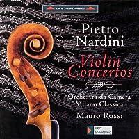 Nardini: Violin Concertos (2002-09-24)