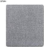 Miracle Wollfilz-Bügelbrett, Woll-Bügelmatte, Woll-Pressmatte, Quilt-Bügelunterlage, Neuseelandwolle, Bügelunterlage für Präzisionssteppen, Filzbügelbrett für Quilter, 13 * 14 inches