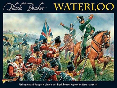Warlord Games - Waterloo - Black Powder Starter Set (28mm scale) (Napoleonic Wars) by BlackPowder