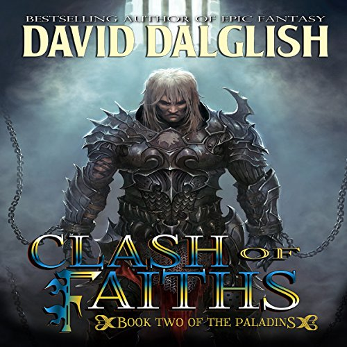 Couverture de Clash of Faiths