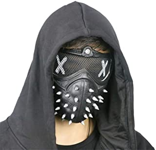 Watch Dogs Mask Marcus Wrench Party Halloween Stage Cosplay Mask