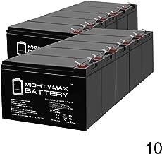 Mighty Max Battery 12V 8Ah Razor Pocket Mod Daisy 15130650 Scooter Battery - 10 Pack Brand Product